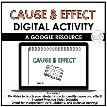 Cause and Effect Digital Activity