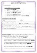 Cause and Effect Discovery Worksheet-  Clarify this elusive reading strategy