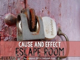 Cause and Effect Escape Room