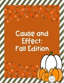 Cause and Effect Fall Edition
