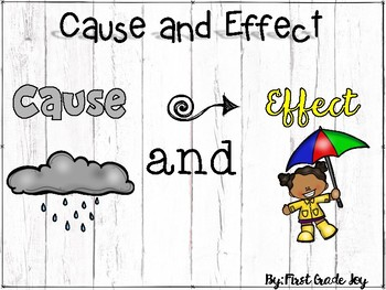 Cause and Effect Fun