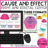 Cause and Effect Game | Cause and Effect Center