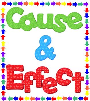 Cause and Effect Game with Gameboard
