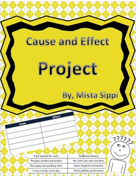 Cause and Effect Interactive Matching Project