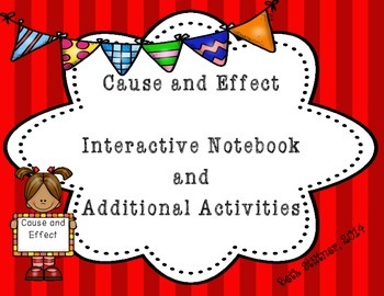 Cause and Effect Interactive Notebook