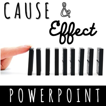 Cause and Effect Interactive PowerPoint