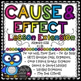 Cause and Effect Lesson Extension - For the Birds