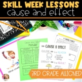Cause and Effect Lesson Plans with Activities