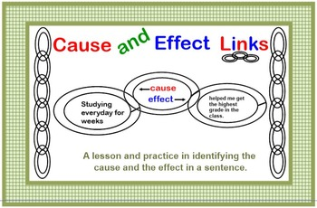 Cause and Effect Links