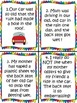 Cause and Effect Literacy Centers Activities for Reading C
