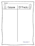 Cause and Effect Matching Freebie!