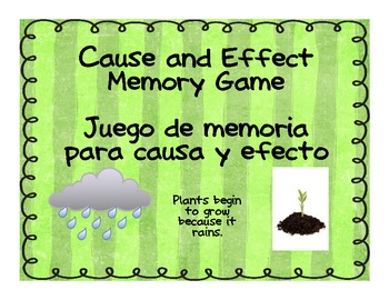 Cause and Effect Memory