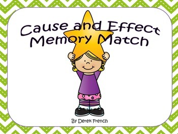 Cause and Effect Memory Match