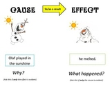 Cause and Effect Mini-Poster
