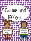 Cause and Effect - NWEA Skills Review