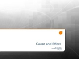 Cause and Effect PPT.