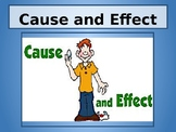 Cause and Effect PTA Skills Bundle