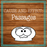 Cause and Effect: Passages