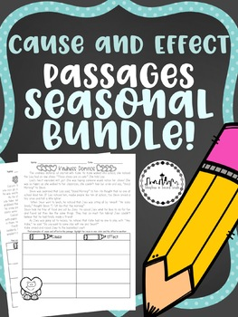 Cause and Effect Passages: Season Bundle