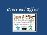 Cause and Effect PowerPoint Introduction