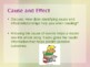 Cause and Effect PowerPoint Reading Lesson Skill ELA Common Core Gr3-5 CCSS LAFS
