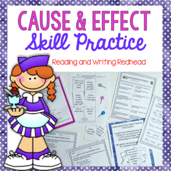 Cause and Effect Practice Pack