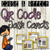 Cause and Effect QR Code Task Cards