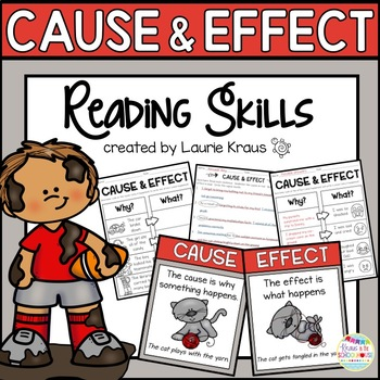 Cause and Effect - Reading Comprehension