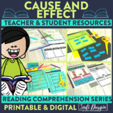 Cause and Effect | Reading Strategies | Digital and Printable