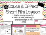 Cause and Effect Short Film Lesson - FUN Back to School Lesson!