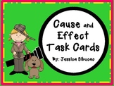Cause and Effect - Task Cards (32)