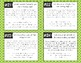 Cause and Effect Task Cards (Differentiated)