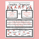 Cause and Effect Task Cards Graphic Organizers Writing Gr. 2-5
