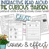 Cause and Effect - The Curious Garden