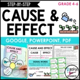 Cause and Effect Unit | Activities | Task Cards | Distance