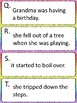 Cause and Effect Walk Around the Room Activity