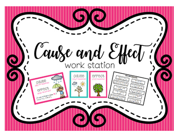 Cause and Effect Workstation