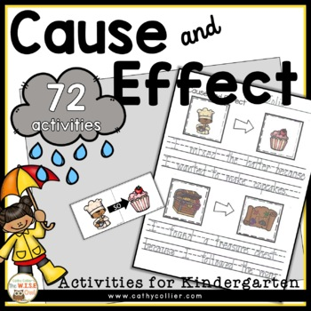 Cause and Effect for Early Learners