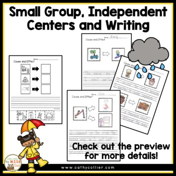 Comprehension Strategies: Cause and Effect for Early Learners