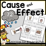 Comprehension Strategy Cause and Effect