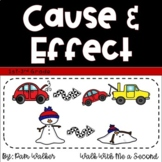 Cause and Effect for First to Third Grade