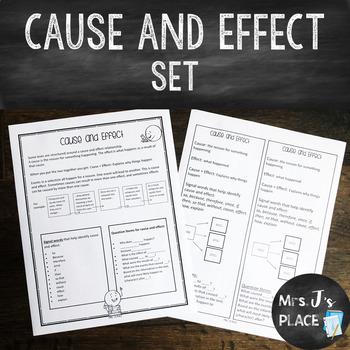 Cause and Effect set