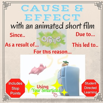 Cause and Effect with an Animated Short