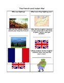 Cause of the American Revolution-French and Indian War