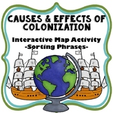 Causes and Effects of Colonization: Colonization | 13 Colonies