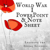 Causes for World War I PowerPoint