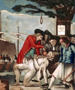 Causes of American Revolution: Boston Tea Party
