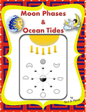 Moon phases and Ocean tides - Unit with worksheets