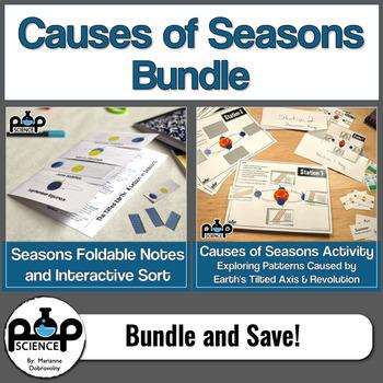 Causes of Seasons Bundle