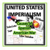 Causes of Spanish-American War